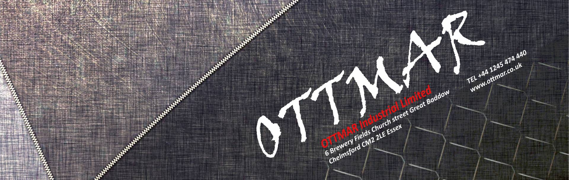 OTTMAR Header Graphic Design